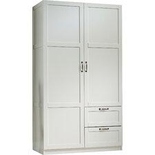"Burton 71.1"" H x 40"" W x 19.45"" D Storage Cabinet"