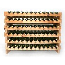 72 Bottle Floor Wine Rack