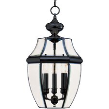 Beaver Creek 3-Light Outdoor Hanging Lantern