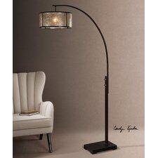 "Shapiro 79.5"" Arched Floor Lamp"