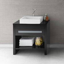 """Kendra 36"""" Single Bathroom Vanity Set"""
