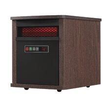 5,200 BTU Portable Electric Infrared Cabinet Heater