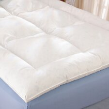 Alcott Down Alternative Fiber Bed Topper