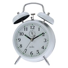 Large-Bell Alarm Clock