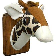 Giraffe Faux Taxidermy 3D Wall Décor