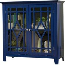Black Mesa Display Cabinet