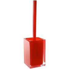 Rainbow Free Standing Toilet Brush and Holder