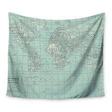 The Old World by Catherine Holcombe Wall Tapestry