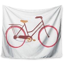 Bike by Alik Arzoumanian Wall Tapestry