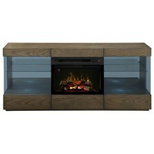 """Axel 73"""" TV Stand with Electric Fireplace"""