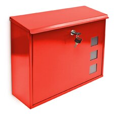 Metal Locking Letter Box