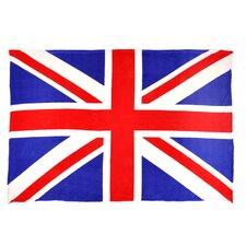 Flag Fleece Throw Blanket