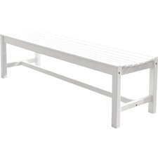 Mahler Wood Picnic Bench