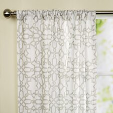 Bonair Single Curtain Panel