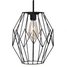 LED 1-Light Geometric Pendant