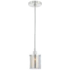 Grid II 1-Light Mini Pendant