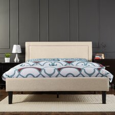 quick view elda upholstered platform bed