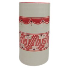 Nejma Stoneware Utensil/Wine Holder