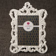 Metallic Baroque Picture Frame
