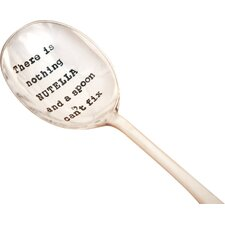 Mirrored Teaspoon