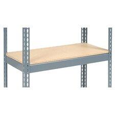 Additional Wood Deck for Rivet Lock Shelving