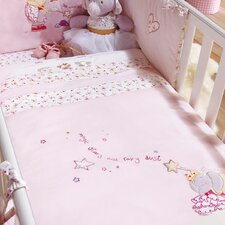 Lottie Fairy Princess 5 Piece Cot Bedding Set