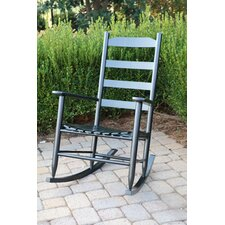 Ona Ladder Back Rocking Chair