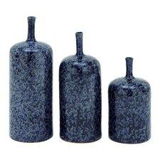 3 Piece Table Vase Set