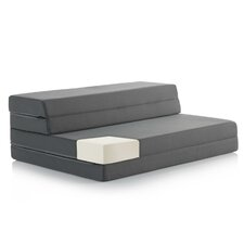 matelas en mousse et en latex marque lucid. Black Bedroom Furniture Sets. Home Design Ideas