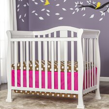 Naples 4-in-1 Convertible Mini Crib