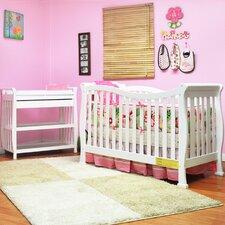 Nadia Convertible 2 Piece Crib Set