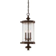 Palmer 3 Light Outdoor Hanging Lantern