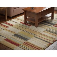 Grove Beige / Brown Area Rug