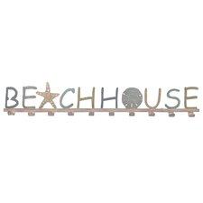Cottage Beach House Coat Rack