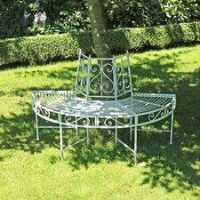 Varda Metal Semi-Circular Tree Seat