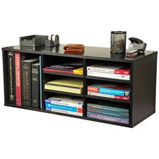 VHZ Office Nine Compartment Desk Organizer