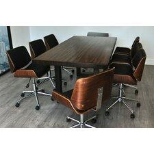 "Rebus 7'2"" Rectangular Conference Table Set"