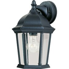 Shifflett 1-Light Outdoor Wall Lantern