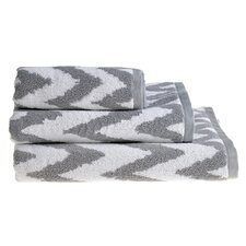Chevron Bath Towel