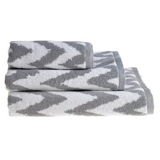 Chevron Bath Sheet Towel