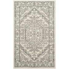Sirena Ivory/Silver Area Rug