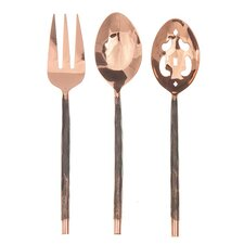 Dycus 3 Piece Salad Serving Set