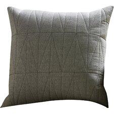 Alatorre Square Chambray Pillow