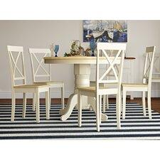 Essgruppe Bartett mit ausziehbarem Tisch und 6 Stühlen