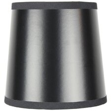 "Contemporary 5.5"" Linen Drum Candelabra Shade"