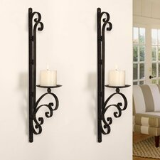 Candle Sconces You'll Love | Wayfair