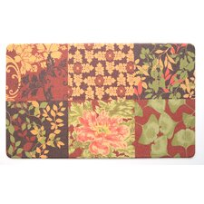 Rouge Kitchen Mat
