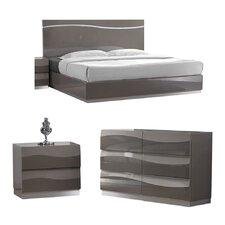 Delhi Platform Customizable Bedroom Set
