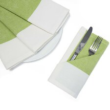 Caroga 4 Piece Cotton Napkin (Set of 4)