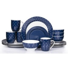 Twilight 16 Pieces Dinnerware Set